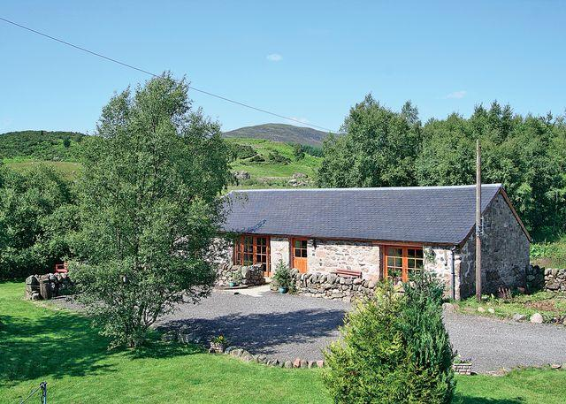 Rowan Tree Cottage - Rowantree Cottage - Glenisla, Perthshire, Scotland - Glenisla - rentals