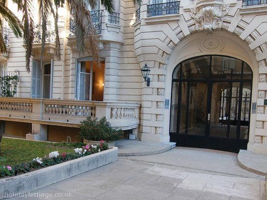 Entrance - Luxury 1 Bedroom Nice Apartment on Promenade des Anglais - Negresco - Nice - rentals
