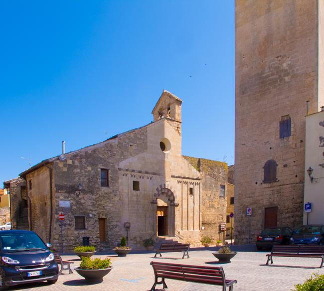 view from entrance - San Martino Guest House-Tarquinia - Tarquinia - rentals