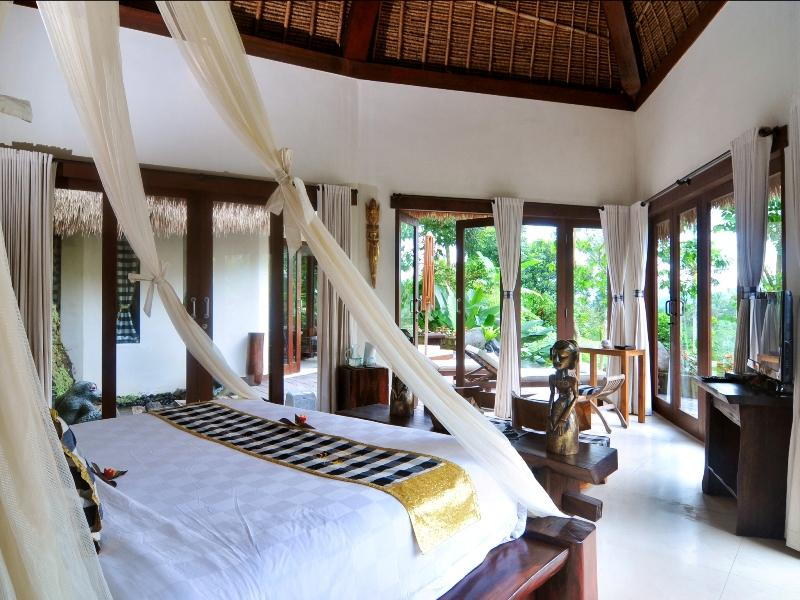 2 Bedroom Private Pool Villa with ricefield view - Image 1 - Ubud - rentals