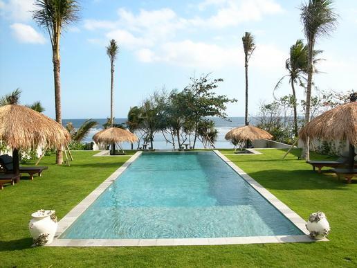 Luxury 5bdr Beachfront Villa - Image 1 - Tabanan - rentals