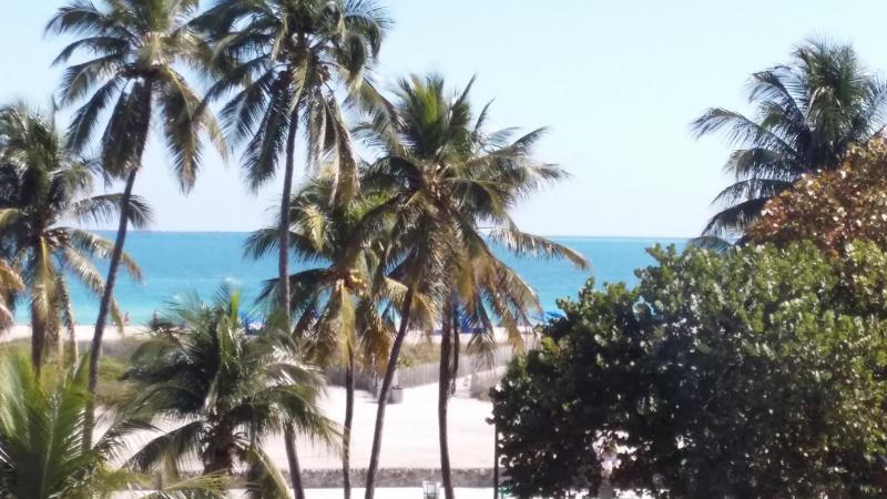 Ocean View from Balcony - On Ocean Drive w/ Beach Views & Pool - South Beach - Miami Beach - rentals