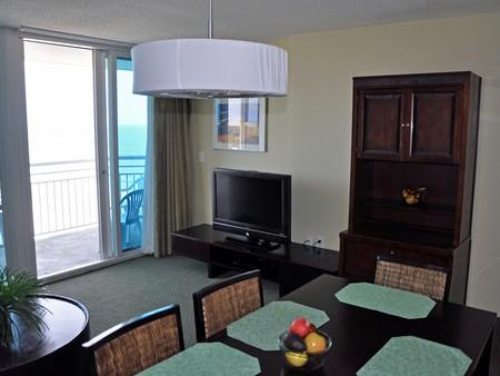 Seaside Resort Luxury 2 Bedroom Condo with Pool and Hot Tub - Image 1 - Myrtle Beach - Grand Strand Area - rentals