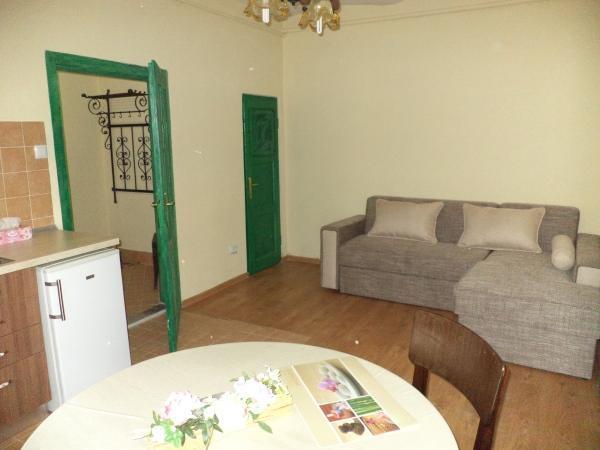 Rustic apartment in the center of Sibiu - Image 1 - Sibiu - rentals