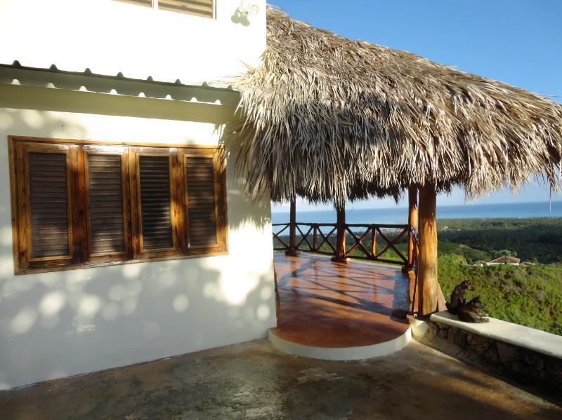 Villa for 4 persons with magnificient sea view - Image 1 - Las Terrenas - rentals