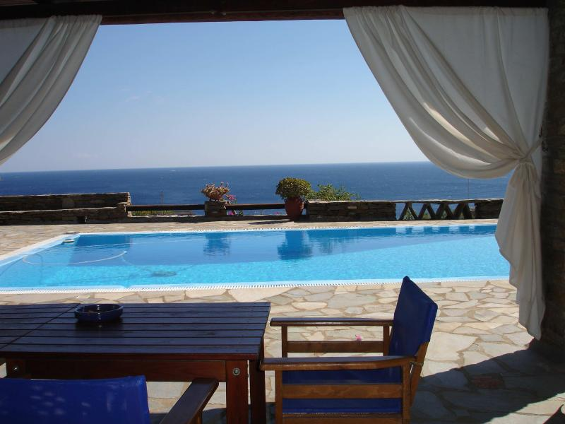 Olympian Villa In Kea - Image 1 - Kea - rentals
