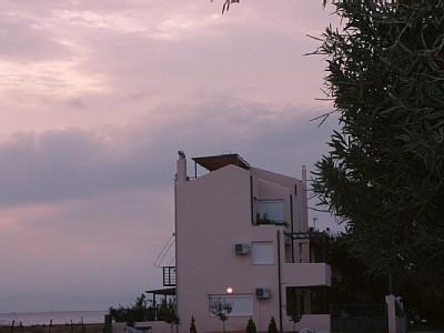 Loutraki Spa Vacation Villa w Private Way to Beach - Image 1 - Loutraki - rentals