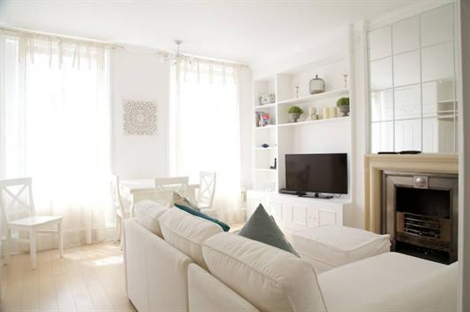 Beautiful 2 bedroom short term rental in South Ken - Image 1 - London - rentals