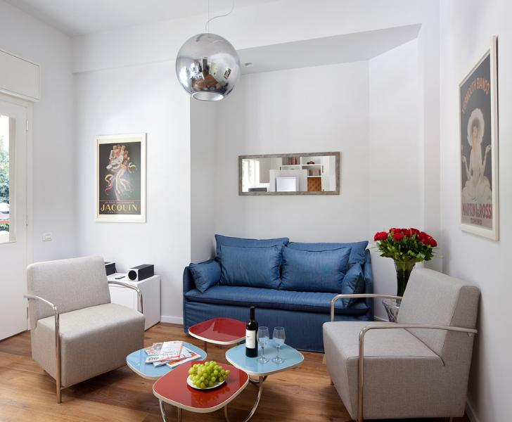 APARTMENT1 - The Ultimate LUXURY  TA  living experience - Image 1 - Tel Aviv - rentals
