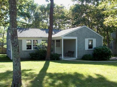 Front Ext - WONDERFUL POPPONESSET SEASIDE COMMUNITY!! 121784 - Mashpee - rentals