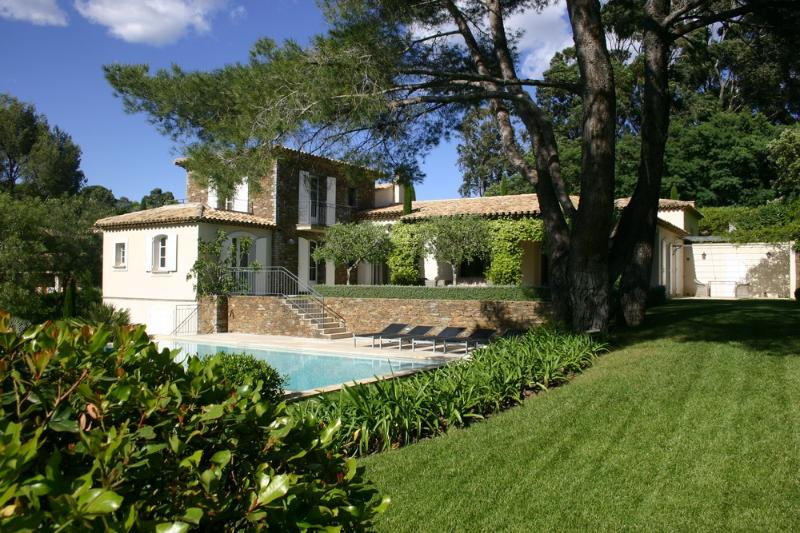 Villa Gigaro holiday vacation large villa rental france, riviera, cote dazur - Image 1 - Saint-Tropez - rentals