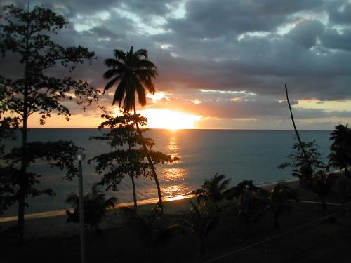 Sunset - Relax in our Beach Front Condo PentHouse Apartment - Rincon - rentals