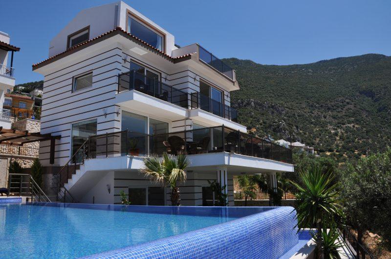 Deluxe Villa in Kalkan Akbel, Sleeps 10 - Image 1 - Kalkan - rentals