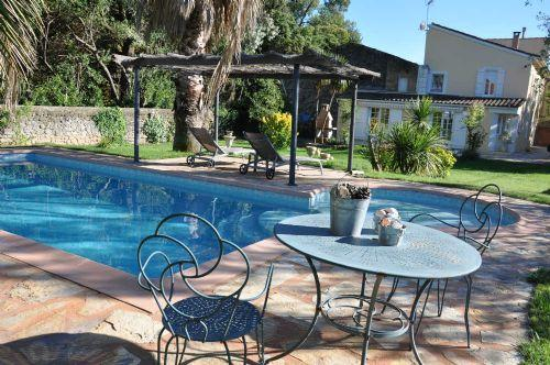 Relax by the pool - Couples Retreat with pool - Lezignan-la-Cebe - rentals