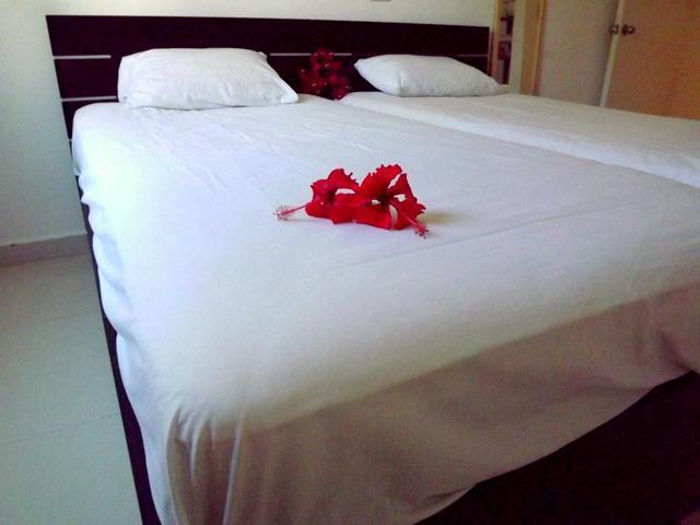 master bedroom - Brand new condo -  AC - pool - bikes - Tulum - rentals