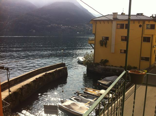 Lake Como, rental studio apatments: central apartment - Image 1 - Carate Urio - rentals