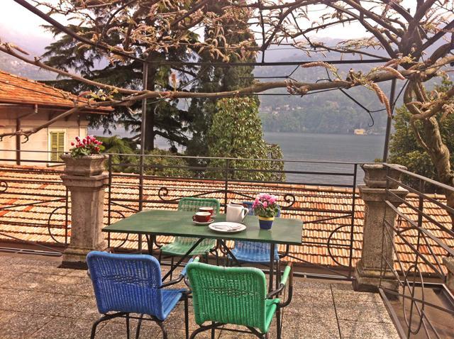 Lake Como, rental studio apatments: right apartment - Image 1 - Carate Urio - rentals