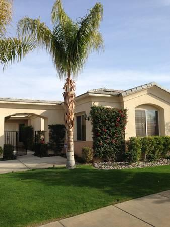 Front of House - Master Suite Available for Coachella Festival 2015 - Rancho Mirage - rentals