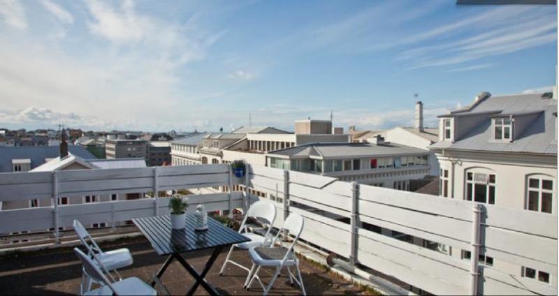 B14 Big apartment down town Reykjavik - Image 1 - Reykjavik - rentals