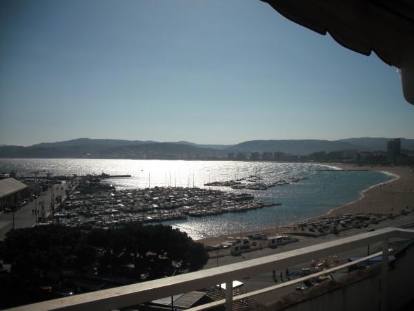 Amazing views to the bay of Palamos - Beachfront Luxury Penthouse with amazing views - Palamos - rentals