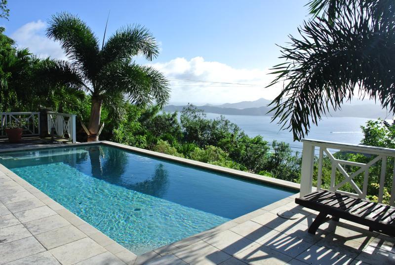 Glamorous Villa on Tortola British Virgin Islands! - Image 1 - West End - rentals