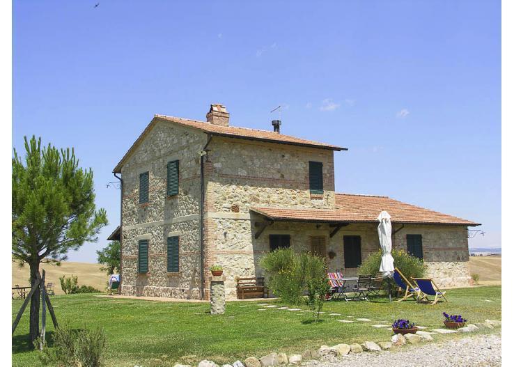 italy/tuscany/podere-la-valle - Image 1 - Castiglione D'Orcia - rentals