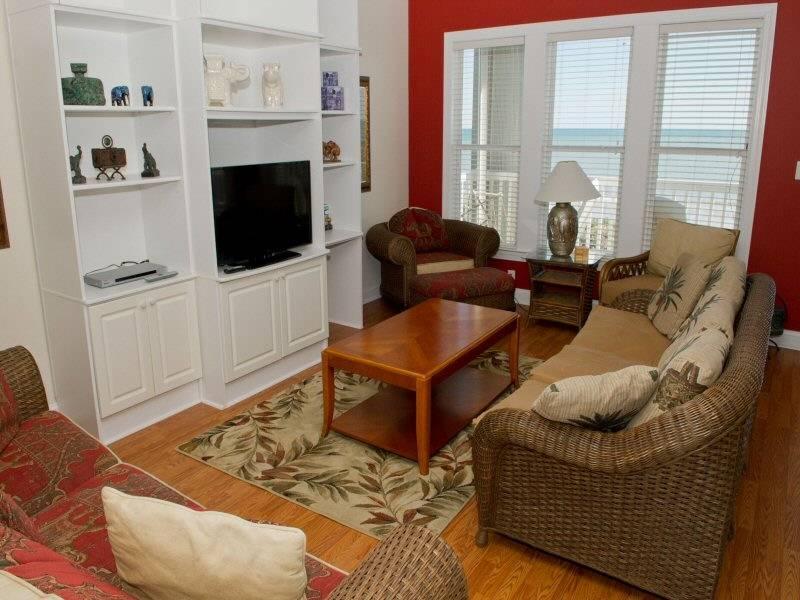 Ocean Club D-202 - Image 1 - Indian Beach - rentals