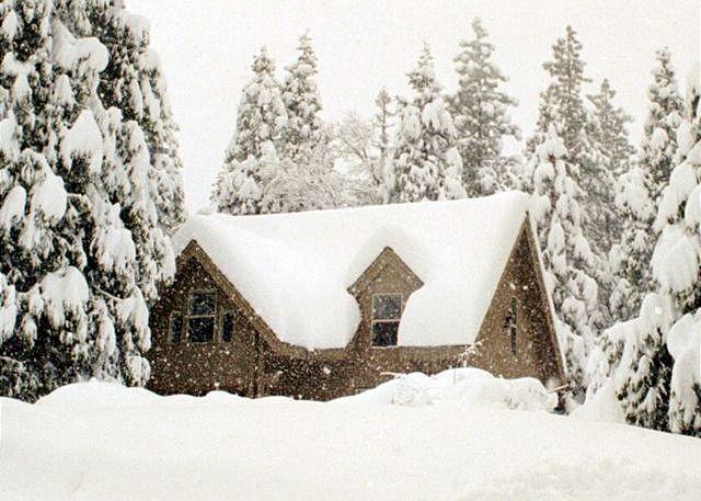 Morton Cabin, in Big Trees Village, near Bear Valley Ski Resort - Morton Family Cabin - Dorrington - rentals