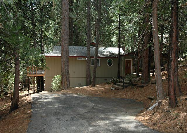 Pratt Cabin (Bear Retreat). Now available for full time rentals! - Image 1 - Arnold - rentals