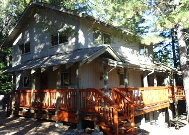 Exterior View - 4 Brown Bears Cabin - Dorrington - rentals