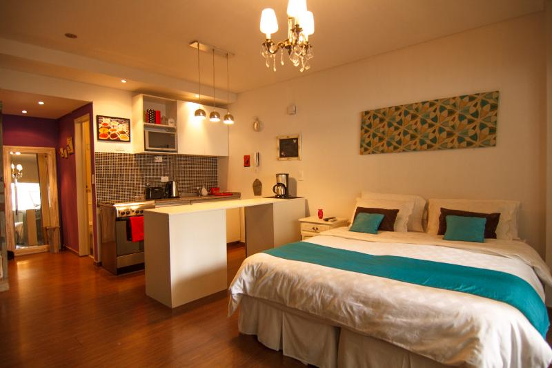 Quaint Studio in the Heart of Palermo Soho - Image 1 - Buenos Aires - rentals