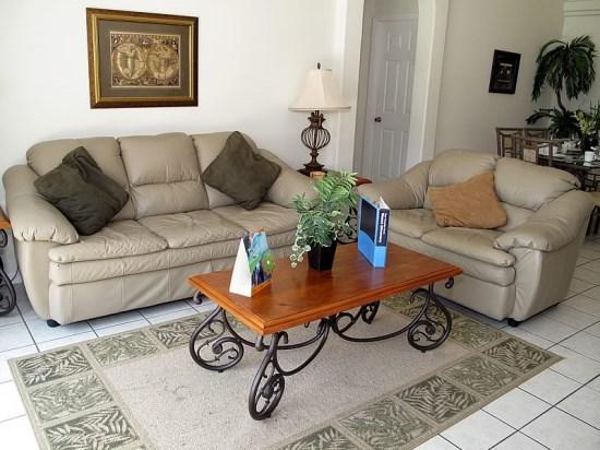 Living Area - GB4P16617RGD Close to Disney Home with Sparkling Pool - Orlando - rentals