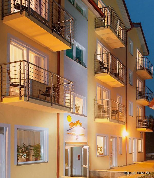Bajka-pensjonat - Bajka-pokoje, apartamenty,domki letniskowe - Ustronie Morskie - rentals