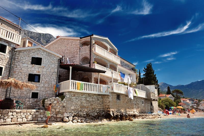 Apartments Martina Brist, Croatia - Image 1 - Brist - rentals