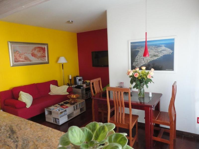 Sitting and living room - Ideal for longer stays in Salvador da Bahia - Salvador - rentals