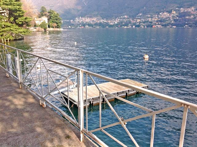 Liberty Villa with private docks for boats. - Image 1 - Laglio - rentals