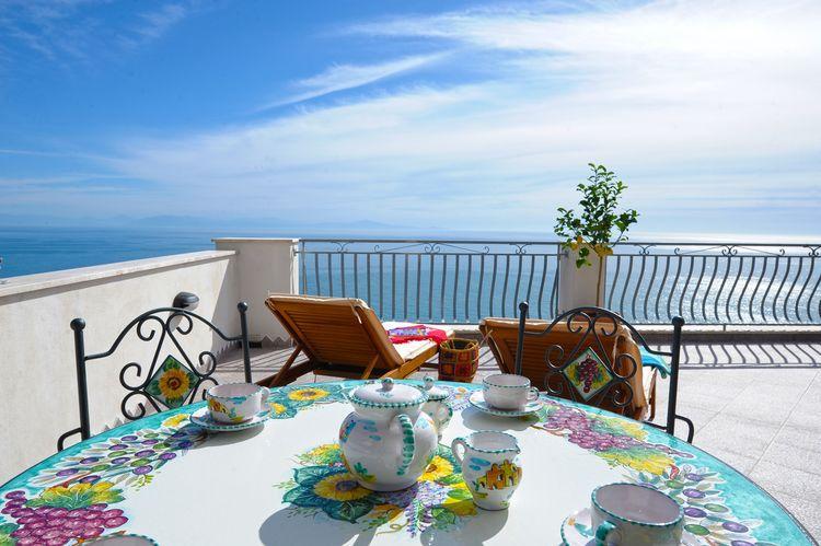 Terrace - Casa La Ulivella - Praiano - rentals