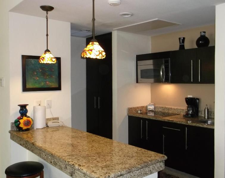 Kitchen - Ixchel  Beach Hotel - Condo - Isla Mujeres - rentals