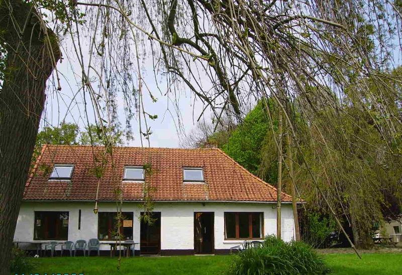 façade sud petit gîte - La Ferme de Wolphus, Petit Gîte 5 personnes - Zouafques - rentals