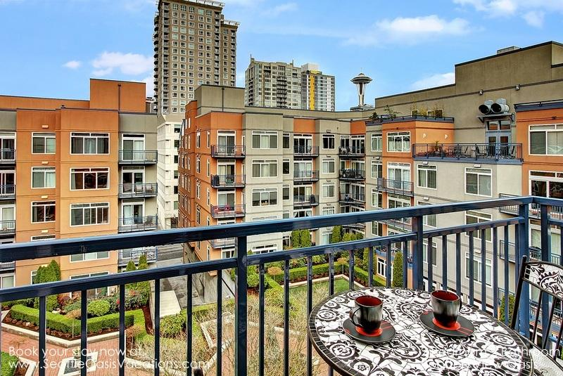 2 Bedroom 2 Bath Rooftop View Oasis-Available for Spring Dates, Book Now! - Image 1 - Seattle - rentals