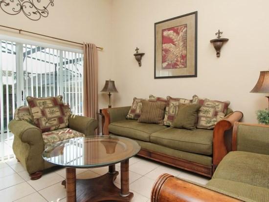 Beautiful 3 Bedroom 2 Bathroom Vacation Home. 1612MSD - Image 1 - Orlando - rentals