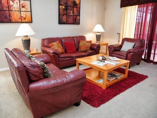 Gorgeous 4 Bedroom 3 Bathroom Villa in Gated Community. 1019BC - Image 1 - Orlando - rentals