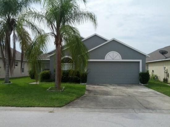 Gorgeous 4 Bedroom 4 Bathroom Home with South Facing Pool. 747MD - Image 1 - Orlando - rentals