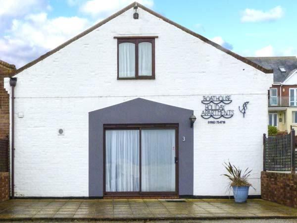 NORTH WEST SEA VIEW NO 3, beachfront, family and pet friendly, in Yarmouth, Ref 905107 - Image 1 - Yarmouth - rentals