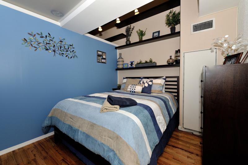 Bedroom 1 - West Village Duplex 2 Bed-2 - New York City - rentals