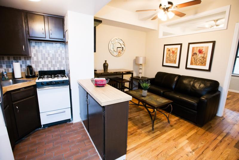Living Area - Greenwich 2 Bed-1 (3) - New York City - rentals