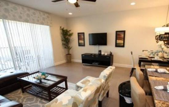 Family Room - DRM3T17531PA Orlando 3 BR Town Home DRM3T17531PA - Orlando - rentals