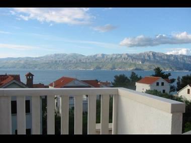 A1 (4): view - 35001 A1 (4) - Splitska - Splitska - rentals