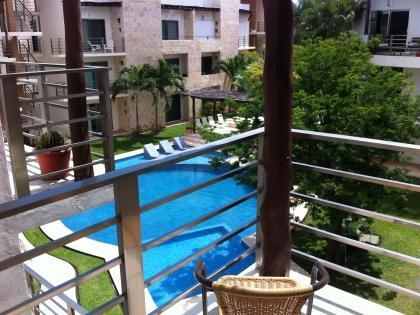 Palmeiras E-203, 1 bdr condo, Playa del Carmen - Image 1 - Playa del Carmen - rentals