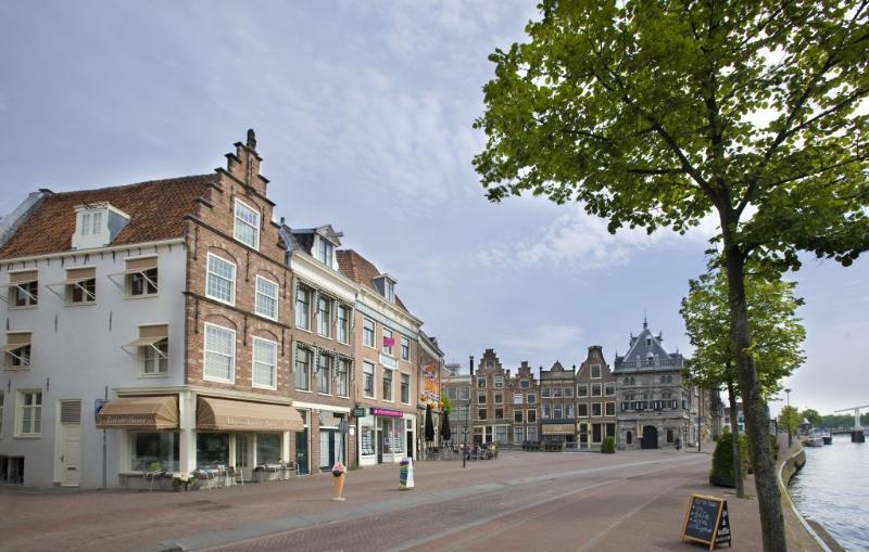 Astonishing view over Spaarne river - Romantic Riverside View Apartment - Haarlem - rentals